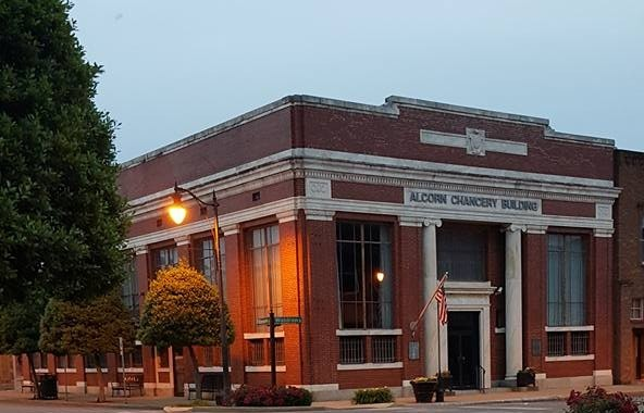 Alcorn County Chancery Building